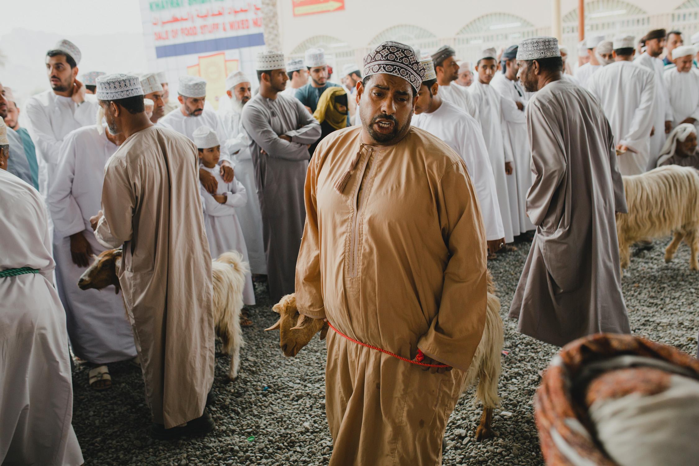 Kozi targ Nizwa Oman
